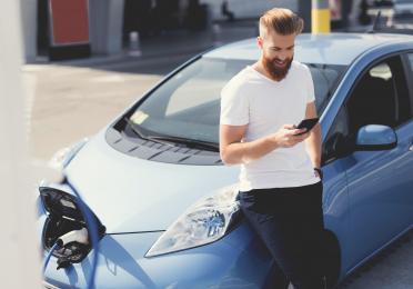 Le temps de recharge d'un véhicule électrique